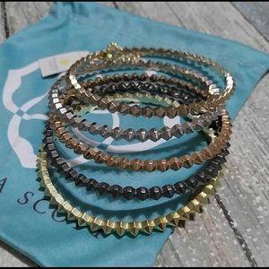 Kendra Scott Remy Mixed Metals Bracelets NWT